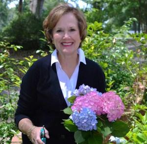 Ruthie garden 2